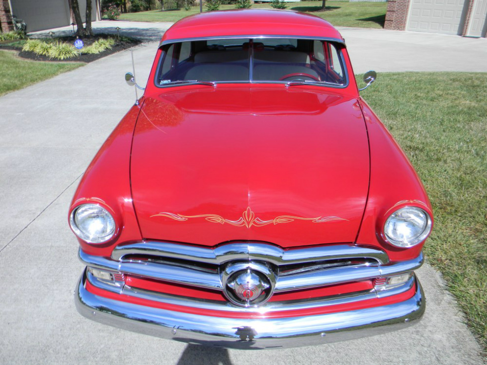 1950 Ford 2 Door Sedan Martin's Classic Cars