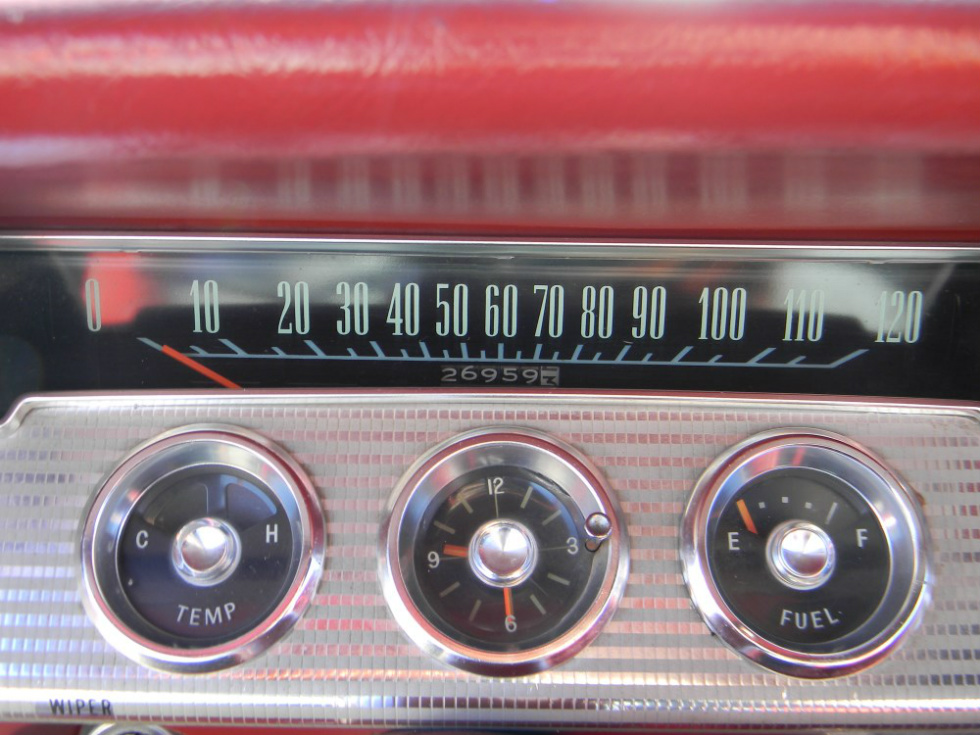 1962 Chevy Impala Convertible SS Martin's Classic Cars
