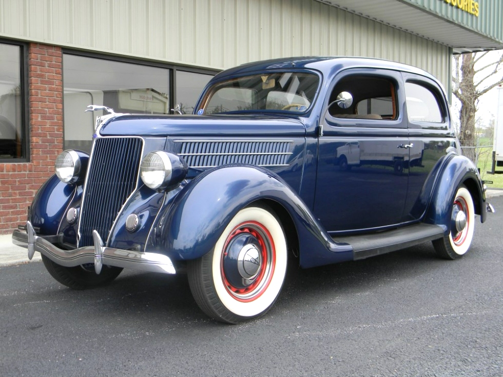 1936 Ford 2 Door Sedan Martin's Classic Cars