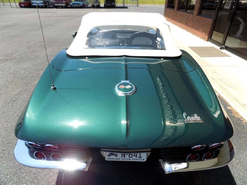 1967 Chevy Corvette Stingray Convertible Martin's Classic Cars