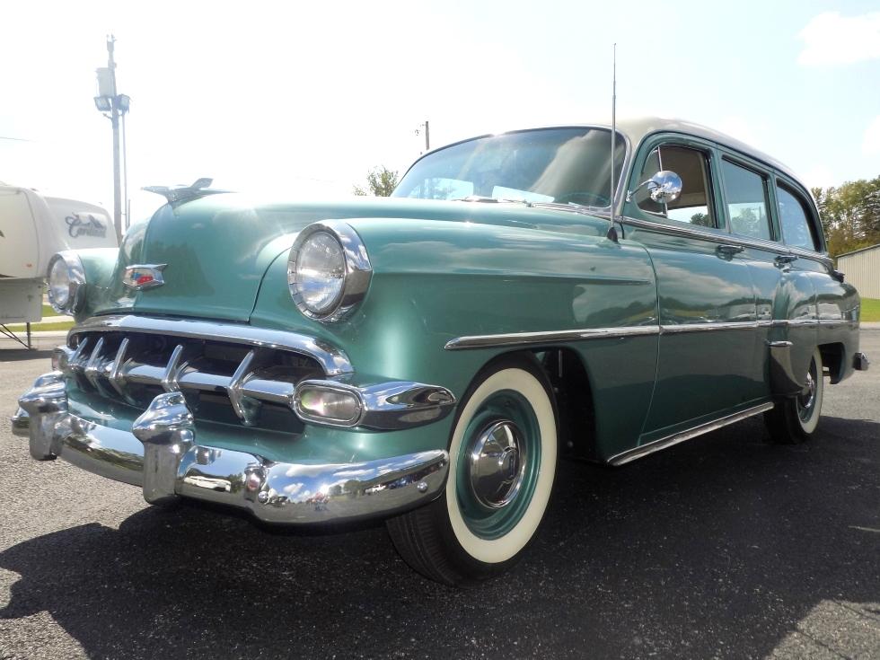 1954 Chevy Handyman Wagon Martin's Classic Cars