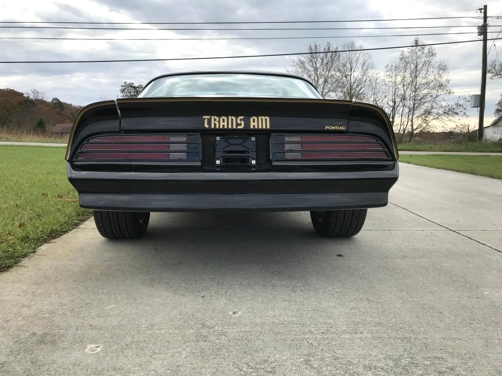 1976 Pontiac Trans AM 455 Martin's Classic Cars