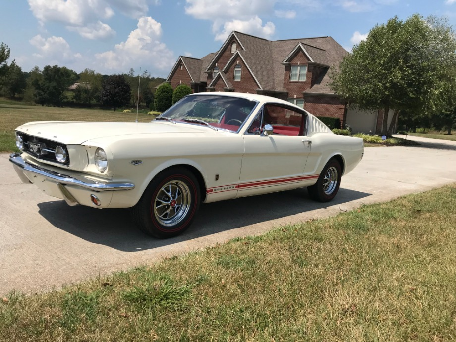 1965 Ford Mustang GT 2 +2 Martin's Classic Cars